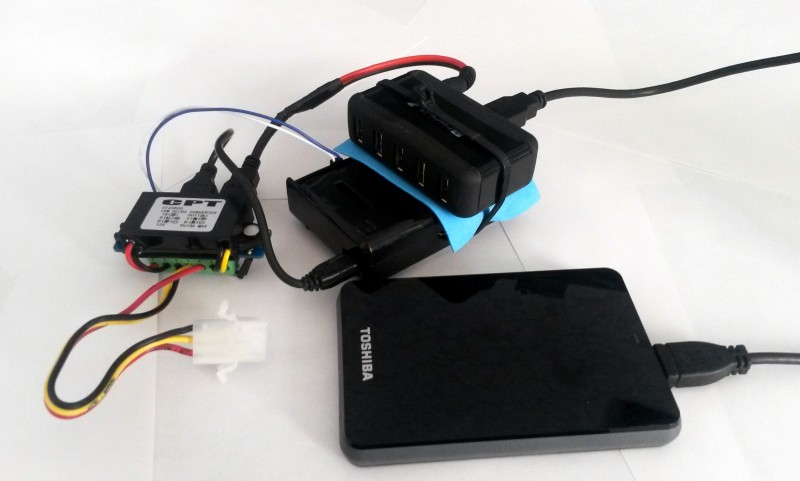 Raspberry Pi media player